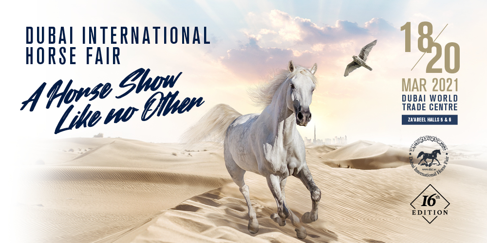 Dubai International Horse Fair 2021