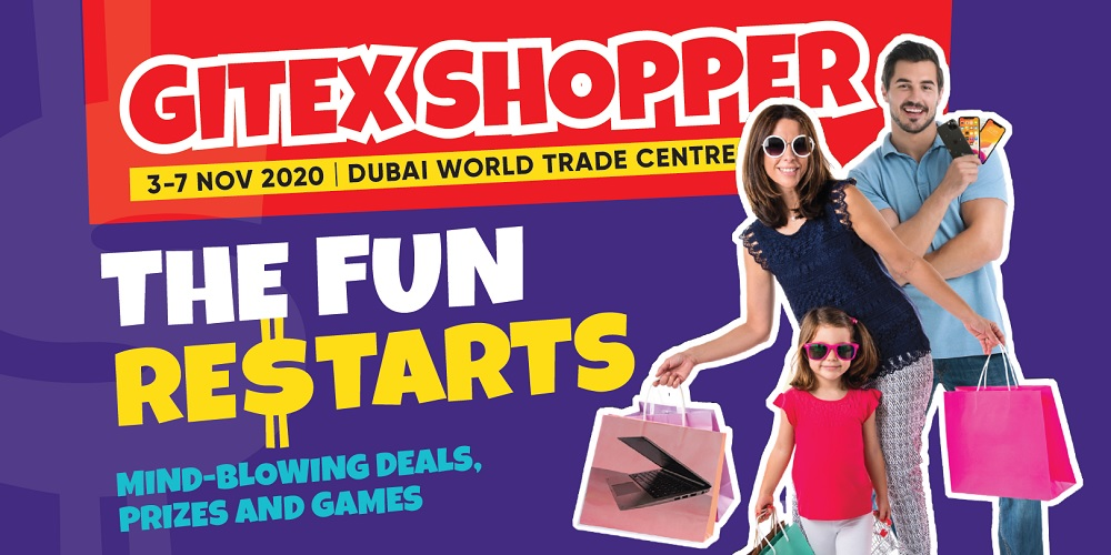 GITEX Shopper | 3-7 November 2020